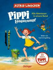 Pippi Langstrumpf von Astrid Lindgren (2020, Gebundene Ausgabe)