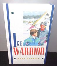 Ice Warrior, by Ruth Riddell (1992) Hardcover