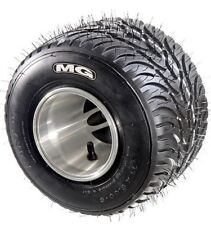 MG WT RAIN GO-KART RACING TIRE REAR ONLY 11x6.00-5
