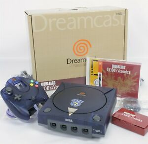 Dreamcast CODE VERONICA Limited Console System S.T.A.R.S. Ver Mint
