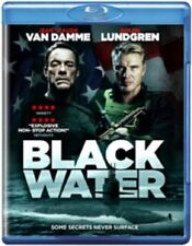 Black Water (Dolph Lundgren Jean-Claude Van Damme) New Region B Blu-ray