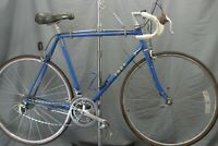 Trek 400 Vintage Road Bike 80s USA Made L Lugged Steel Touring Gravel Charity!
