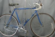 Trek 400 Road Bike Vintage 80s USA Made L Lugged Steel Touring Gravel Charity!