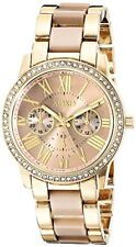 XOXO Womens Yellow- And Rose Gold-Tone Watch