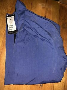 Blue Long Sleeve Dress Shirt H&M - Size Small - New With Tags