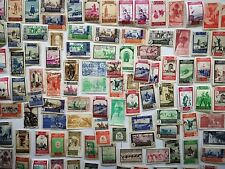300 Different Morocco (Spanish) Stamp Collection