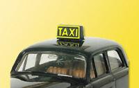 VIESSMANN 5039 Cartel de taxi con iluminación LED, H0