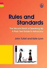 Rules and Standards: The Second Book of Speaking Up : a Plain Text-ExLibrary