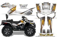 CAN-AM OUTLANDER MAX 500 650 800R GRAPHICS KIT CREATORX DECALS STICKERS SBW