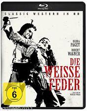 Die weisse Feder [Blu-ray] Classic Western in HD / Robert Wagner * NEU & OVP *