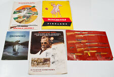 Vintage Hunting Firearms Sporting Ammunition Guns Paperback Catalog Price Guides