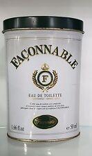 Faconnable Homme Eau de Toilette 50ml Spray - Vintage Neuf & Rare