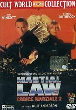Martial Law - Codice Marziale 2 DVD MULTIVISION