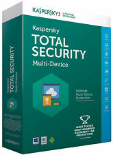 Kaspersky Total Security 10 Devices / 1 AN