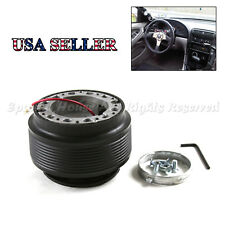 Fit 84 97 Toyota Corolla Ae86 6 Hole Aftermarket Steering Wheel Hub Boss Adapter Fits 1997 Toyota Corolla