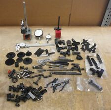 Huge Lot Of Machinist Tools Indicator Bar Pieces Etc As Is Free Ship Bw11