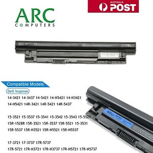 MR90Y XCMRD Battery for Dell Inspiron 14 -3421 14R-5421 15- 3521 15R- 5521