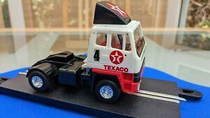Vintage Scalextric 1:32 Slot Car - Lorry / Truck Texaco  - C537 - SEE DESC!!
