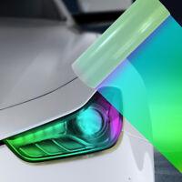 1M x 30CM Pearl Car Headlight Fog Light Tint Film  FLP093