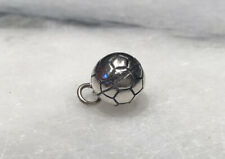 JAMES AVERY Sterling Silver 3D SOCCER BALL Jewelry Charm