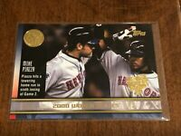 2000 World Series Topps Baseball Base Card #87 - Mike Piazza - New York Mets