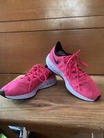 Nike Womens Air Zoom Pegasus 36 Running Shoes Hyper Pink Black Size 8 AQ2210-600