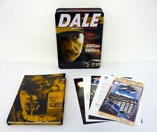 DALE EARNHARDT DVD SET OF 6 Narrated By Paul Newman In Collector Tin NEW 2007