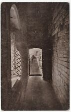 London; Bloody Tower Interior PPC By G&P, 1920 PMK, To Miss Porteous, Sunderland