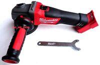 "Milwaukee M18 FUEL 2781-20 Cordless Brushless Grinder 4 1/2, 5"", Switch 18 Volt"
