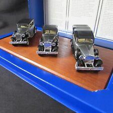 Boxed LLEDO Days Gone ROLLS ROYCE Ltd Ed Low #16 Collection Plinth Model Cars