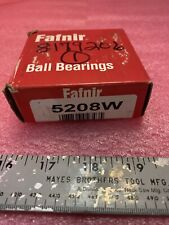 Fafnir Bearing 5208W