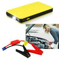 8000mAh 12V Car Jump Starter Battery Charger Power Bank Booster Start With LED