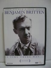 Tony Palmers Film About Benjamin Britten: A Time There Was (DVD, 2006)  Like New
