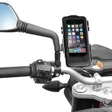 Motorrad Halterung iPhone 7 für 8mm / 10mm Spiegel wasserdichtes Hardcase