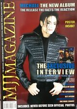 New Michael Jackson MJJ Magazine The New Album  Issue#3