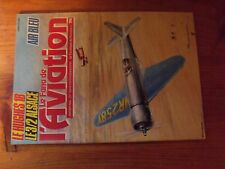 $$$ Revue Fana de l'aviation N°194 Hughes 1B  3/2 Alsace  Air Bleu