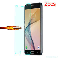 2X Tempered Glass Film Screen Protector For Samsung GALAXY J3 J5 J7 Note 4 HO1