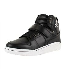 separation shoes 1d8cf 0b95d NIB MASTERMIND SEARCHNDESIGN MMJ Black Basket Sneakers Shoes Size ...