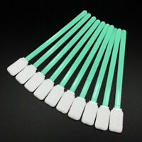 100x Cleaning Swabs Foam Swabs Sticks For Roland Mimaki Mutoh Epson Printer xcv