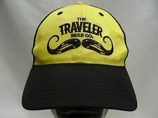 THE TRAVELER BEER CO - ADJUSTABLE SNAPBACK BALL CAP HAT