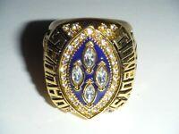 World Champions 1993 DALLAS COWBOYS Football Super Bowl XXVIII Replica Ring