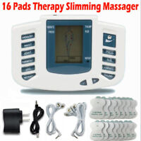 Electrical Muscle Relax Stimulator Acupuncture Pulse Massager Therapy Machine