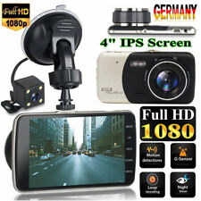 "XGODY 4"" Auto Kamera 1080P HD Dashcam Recorder KFZ DVR Nachtsicht 170° G-Sensor"
