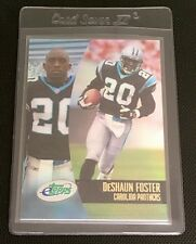 2002 eTopps #66 DeShaun Foster RC Rookie - Panthers #/3000 - In Hand - FREE SHIP