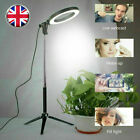 Ring Light LED Studio Photo Video Dimmable Make up Lamp With Tripod Stand Selfie