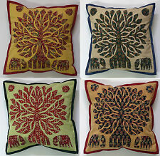 Patchwork Asian/Oriental Decorative Cushions