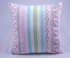 Floral & Garden Striped Decorative Cushions