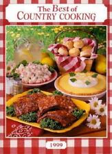 The Best of Country Cooking 1999, Taste of Home, Acceptable Book