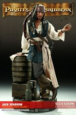 JACK SPARROW Statue Sideshow Premium Format Pirates of the Caribbean