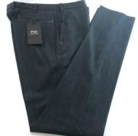 Pantaloni PT01 UOMO, WOOL e COTTON SUPER - SLIM FIT -  SALDI -60%